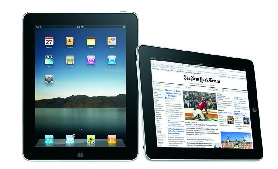 最新iPad产品